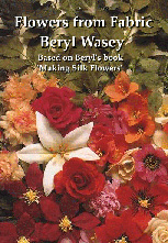 'Flowers from Fabric' DVD