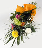 Contemporary Bridal Bouquet