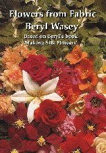 Making silk flowers how to do it yourself flowers from fabric dvd mightylinksfo
